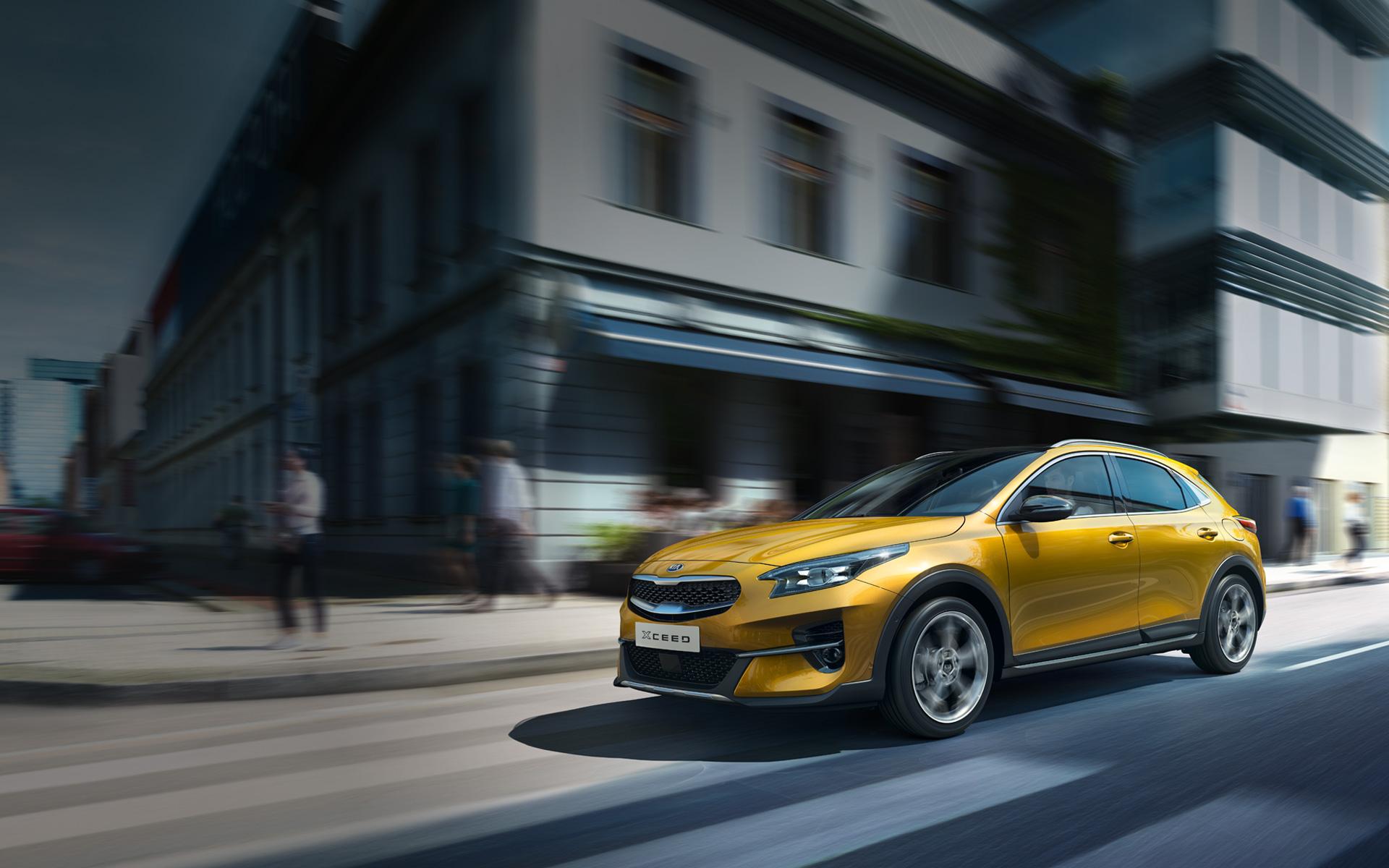 Kia XCeed - Promoție lansare 1000 Euro